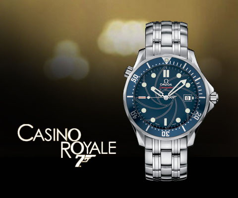 Brands used in casino royale black bear casino events