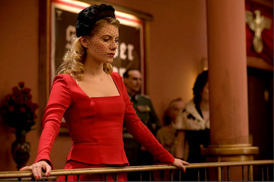 Mélanie Laurent in Inglourious Basterds (2009)  Fashion in Film